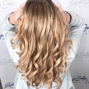 Ombre hair color still in style