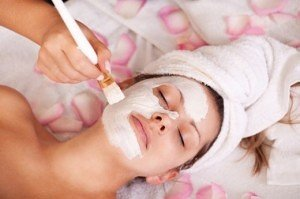 Facials beauty services