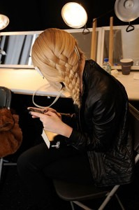 hair braid ponytail