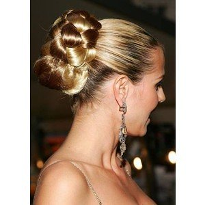hair-up braid