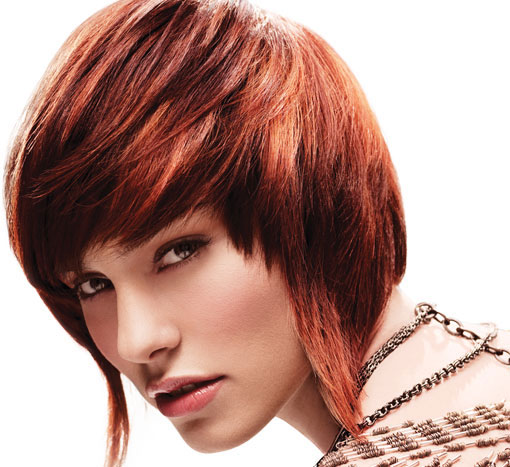 Hair Color with Highlights