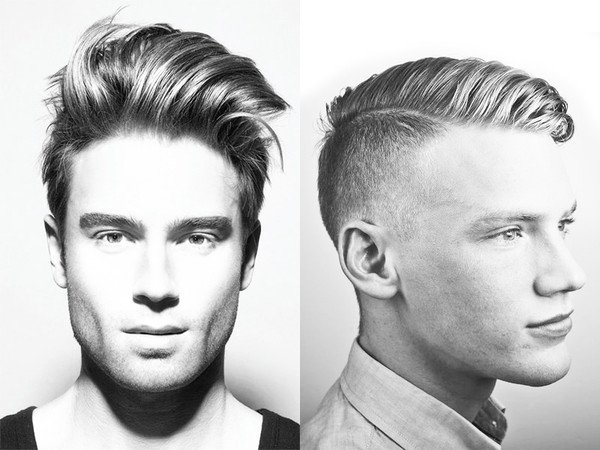 1940's Inspired Haircuts! (Men & Women)