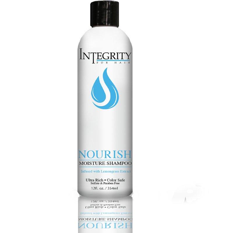 Nourish Moisture Shampoo 12oz