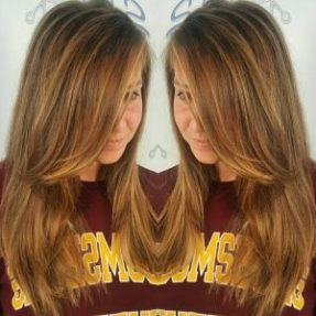New Clients:  Free Haircut with Color Service