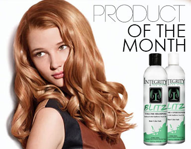 Feature Product of the Month:  Volumizers!